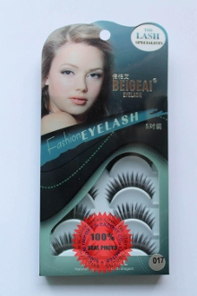 5X False Lashes