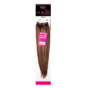 Onyx Remy 7 Piece Clip-In Hair Extensions - 14""