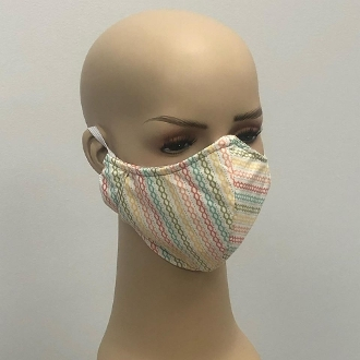 Handmade Cotton Face Mask by Lilybelle Locks