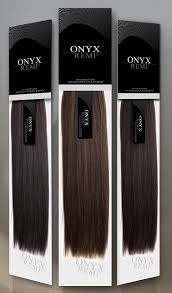 Onyx Remi Yaki Weave Extension Hair - 18""